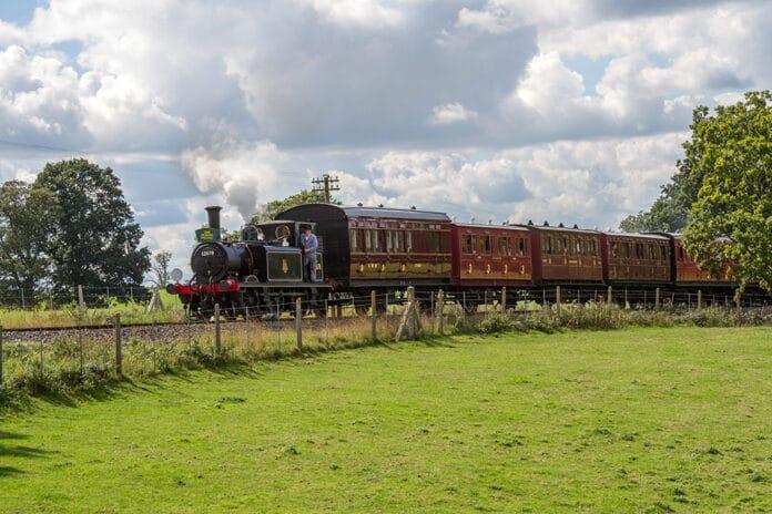 Kent &East Sussex Railway