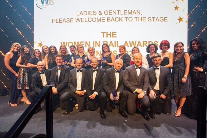 Women in Rail Awards